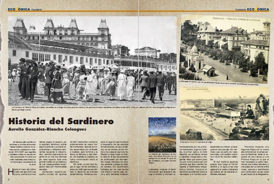 Historia del sardinero